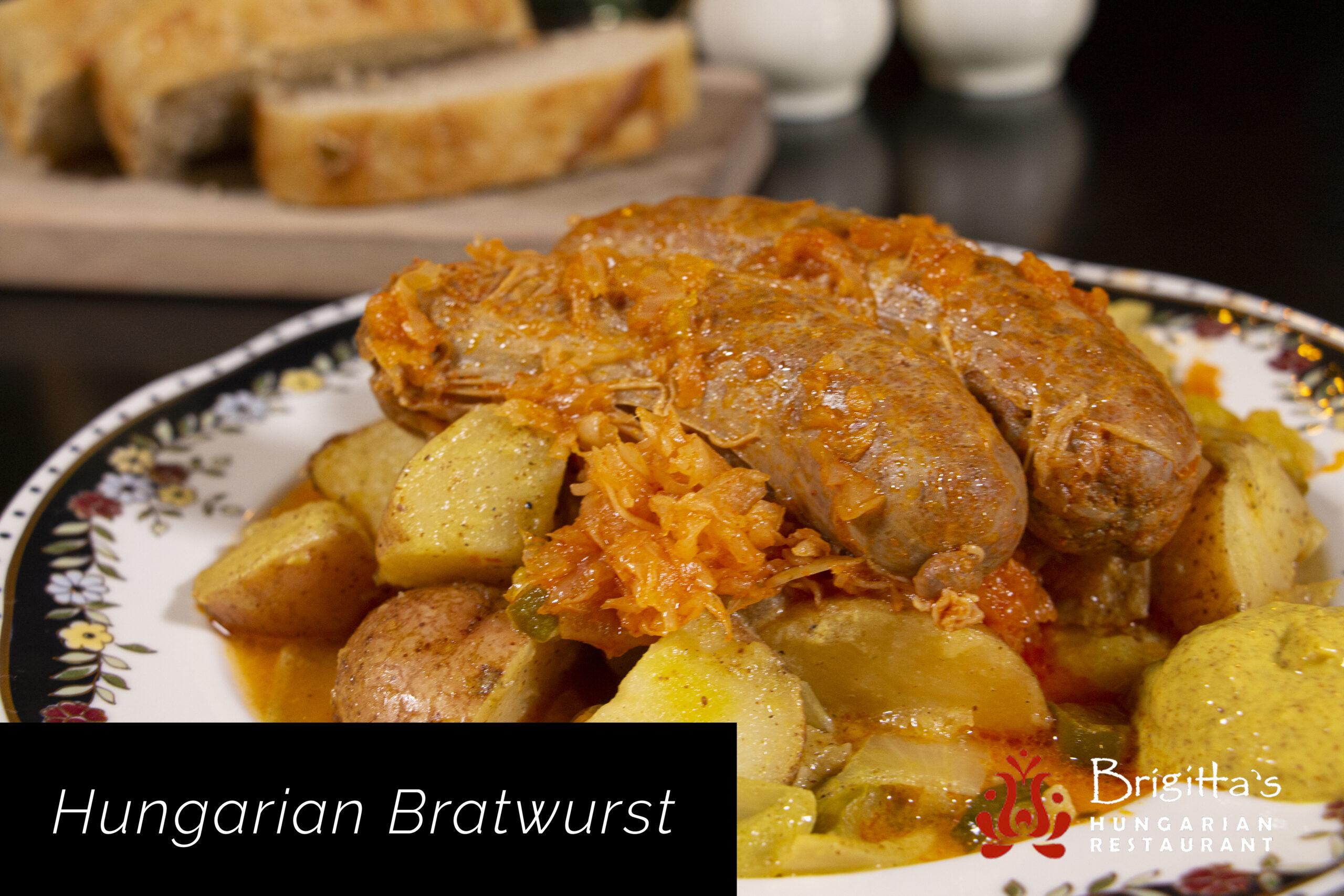 Hungarian Bratwurst